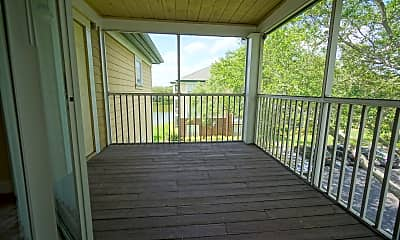 Patio / Deck, 4115 Chatham Oak Ct Apt 226, 2