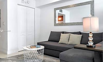 Living Room, 1200 Brickell Bay Dr 2110, 1