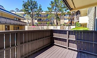 Patio / Deck, Timberlane Apartments/Windsor, 2