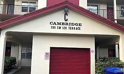 Building, 1101 SW 128th Terrace 308C, 0