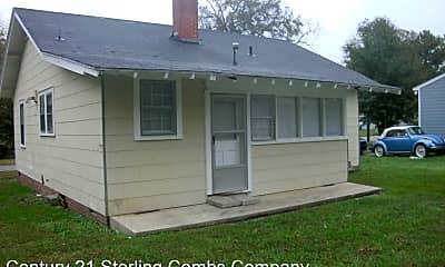 Building, 718 Avent St, 1