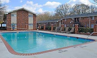 Pool, The Westlight Apartments, 0