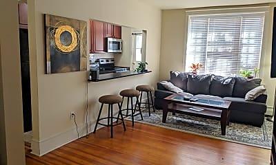 Living Room, 325 E 18th Ave, 0