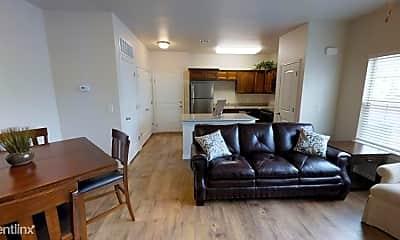 Living Room, 510 E Akard St, 2