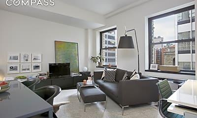 Living Room, 20 Pine St 1815, 0