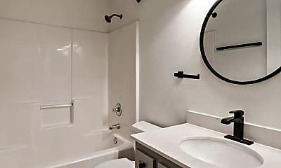 Bathroom, Northlink 11222 - 11244 Greenwood Ave N, 2