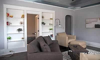 Living Room, 725 Michigan St. NE, 0