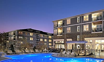 Pool, AVE Newtown Square, 0