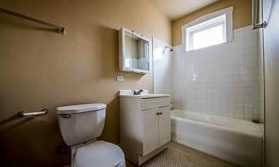 Bathroom, 5500 W Van Buren, 2