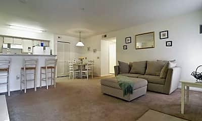 Living Room, Mission Woods, 1