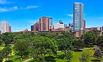 Building, Park Terrace Apartments, 1