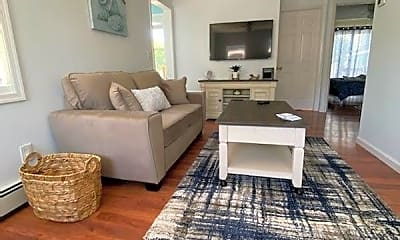 Living Room, 117 Coolidge Ave, 1