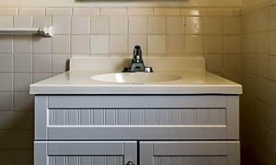 Bathroom, 87 Elm Rd 10A, 1