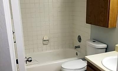 Bathroom, 3100 South Federal Blvd Unit# 116, 2