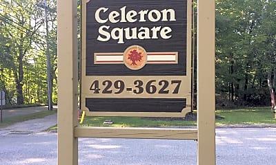 Celeron Square Apartments, 1
