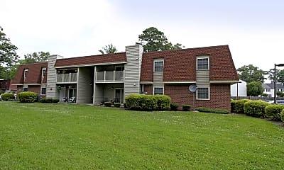 Building, Foxcroft I Apartments, 0