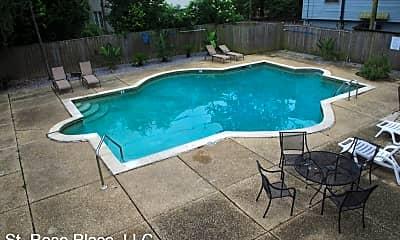 Pool, 2500 McGrath Ave, 2