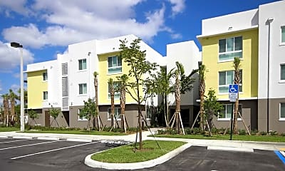 Building, Northwest Gardens IV, 1