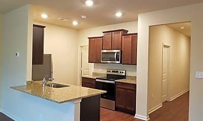 Kitchen, 6383 Rainbow Row, 1