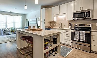 Kitchen, Sojourn Glenwood Place, 0