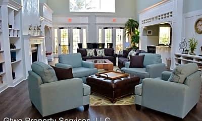 Living Room, 2801 Chancellorsville Drive Unit # 1008, 1