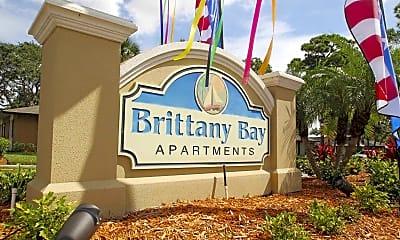 Community Signage, Brittany Bay, 2