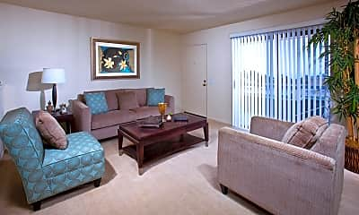 Living Room, Pacific Pointe, 2