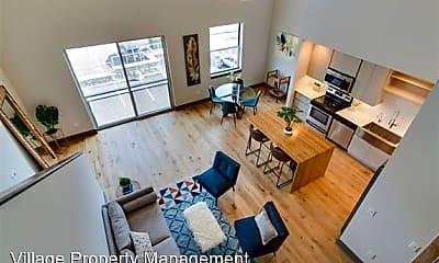 Living Room, 1260 Martin St, 0