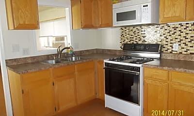 Kitchen, 3457 N Treasure Dr, 1