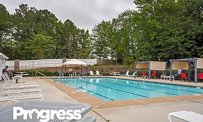 Pool, 433 Summer Hill Circle, 2