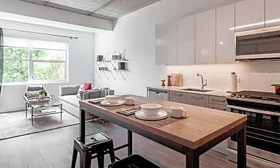 Kitchen, Centrum Evanston, 0