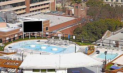 Pool, Hub At Columbia, 0