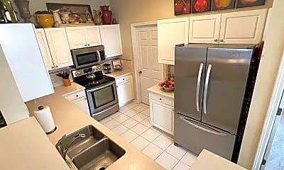 Kitchen, 8118 Woodland Ln, 1