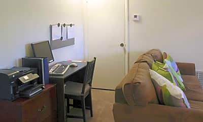 Living Room, Willow Glen, 2