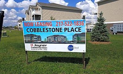 Cobblestone Place, 1
