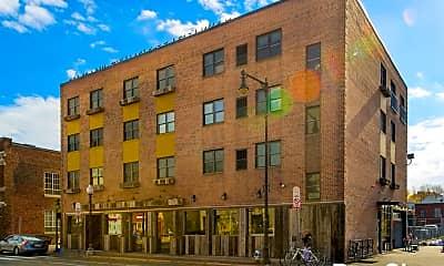 Building, 660 Cambridge St, 1