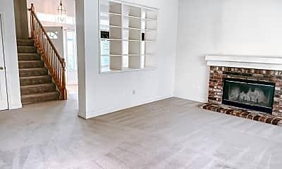 Living Room, 5616 Wisteria Way, 0