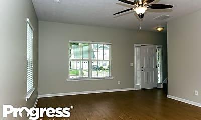 Living Room, 64 Crescent St, 1
