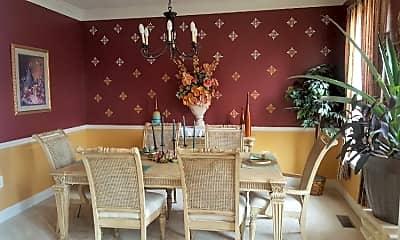 Dining Room, 8603 Dorian Ln, 1
