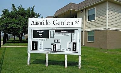 Amarillo Gardens, 1