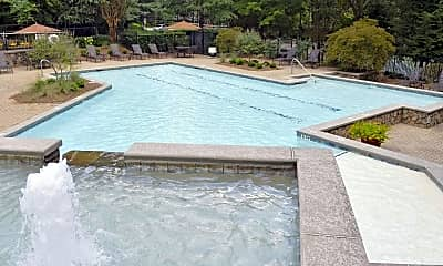 Pool, Park Trace, 0