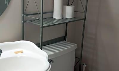 Bathroom, 129 Brown St, 2