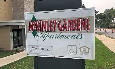 McKinley Gardens, 1