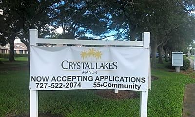 Crystal Lakes Manor Apartments, 1