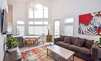 Living Room, 8015 Winchester Ave, 1