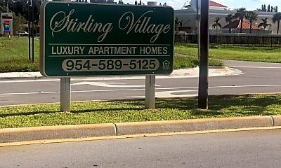 Stirling Village, 1