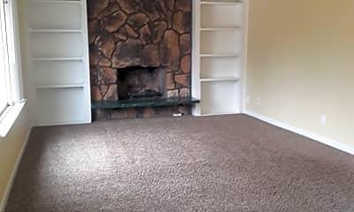 Living Room, 405 S Edison St, 1