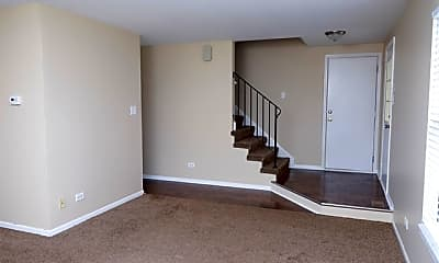 Living Room, 1309 Bluejay Lane, 1