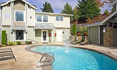 Pool, The Terrace on Meridian, 0