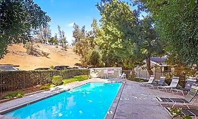 Pool, 22133 Burbank Blvd 7, 2